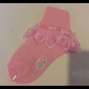 Accessories - Girl's 3T-4T Fancy Dress up Party Socks